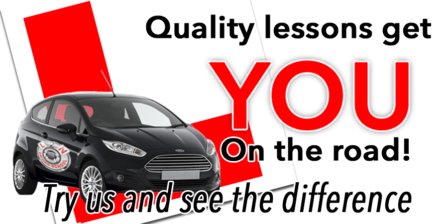 Driving lessons with L 2 N Driving School